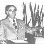 Direktor Biološkog instituta Univerziteta u Sarajevu i dugogodišnji predsjednik JID-a, prof. dr. Tonko Šoljan.