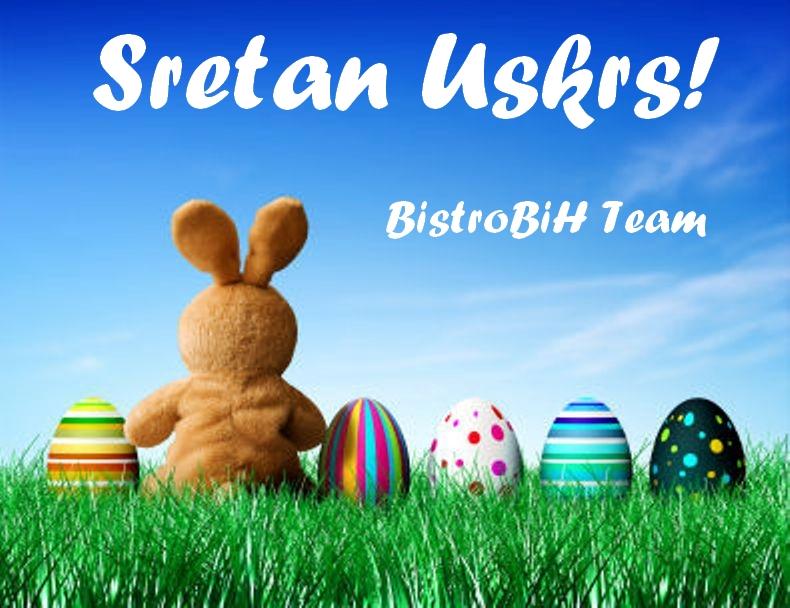 Sretan_Uskrs_BistroBiH_Team