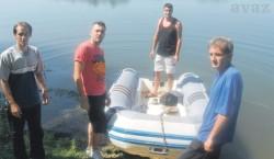 ribari u potrazi