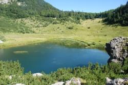 Bijelo jezero  Foto I. BAJROVIĆ