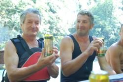 Ž7=#Uz rođendan Čeda Vukovića popili smo i pivo u kanjonu Tare#