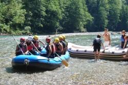 Rafting Tarom je nezaboravan doživljaj