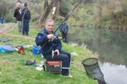 Mugdim Pesto najuspjesniji ribar na  KUP-u Sarajevo 2014