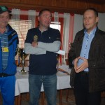 Podrska organizaciji KUP-a u sportskom ribolovu Elvis Resic pomocnik nacelnika Opcine Novi Grad Sarajevo upucuje cestitke najboljima