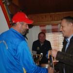 Ragib Pilav prima medalju