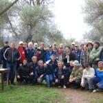 Ucesnici Internacionalnog Kupa Sarajevo 2014 u lovu ribe udicim na plovak