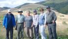 Američki turisti na planini Trebova u obilasku prirodnih ljepota (Snimio, Ismet BAJROVIĆ)