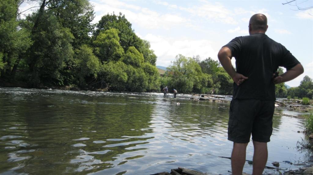 Rijeka Bosna u Čifluku, Ilijaš
