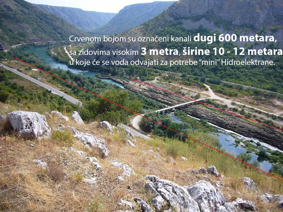 mini hidroelektrana mostar