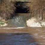 Ušće potoka Sušica kod Zemaljskog muzeja