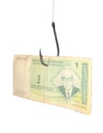 Ulovio novac